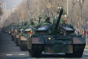 140 E/zi va fi diurna militarilor, jandarmilor si politistilor romani, care participa la misiuni in teatrele de operatii