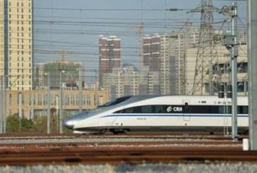 Trenul japonez cu levitatie electromagnetica a atins viteza record de 603 km/h