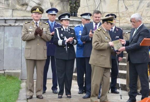 Veteranii de razboi, sarbatoriti si in Baia Mare