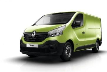 S-a lansat noul Renault Trafic cu preturi de la 17.000 euro fara TVA