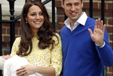 Printul William si sotia sa Kate anunta ca al treilea copil al lor se va naste in aprilie