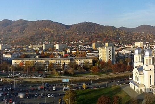 Baia Mare viseaza frumos la capitala europeana. Conducerea orasului ne mai serveste o gluma buna