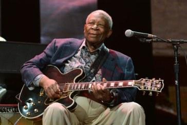 Legendarul bluesman B.B. King a incetat din viata