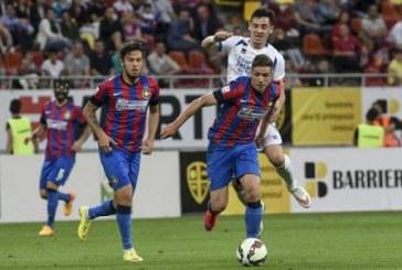 Fotbal: Steaua a castigat Cupa Ligii Adeplast, 3-0 in finala cu Pandurii