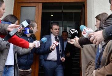 Darius Valcov, trimis in judecata