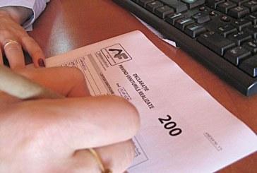 Declaratiile pentru veniturile extrasalariale obtinute in 2014 se depun pana luni