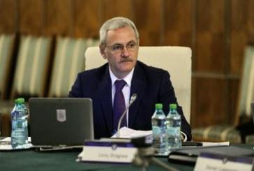 Dragnea demisioneaza din functia de ministru si din conducerea PSD