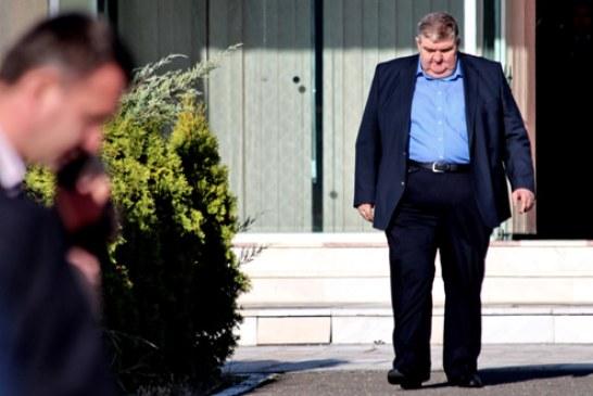 Ioan Hoban, condamnat la patru ani de inchisoare cu suspendare