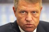 Iohannis: Sunt ferm hotarat sa candidez pentru inca un mandat de presedinte al Romaniei