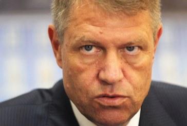 Iohannis: Acest infractor Dragnea s-a cocotat in varful partidului si progreseaza in fake news