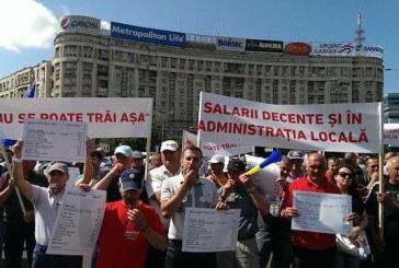 Programul protestelor sindicalistilor din administratie