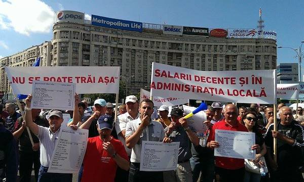 protest sindicate hotnews