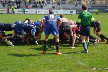 Rugby: Derby in Banat, Timisoara Saracens infrunta CSM Stiinta Baia Mare