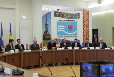 Sedinta festiva a Consiliului Judetean Maramures