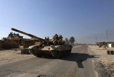 Irak: Fortele de securitate au pierdut 2.300 de vehicule blindate la Mosul