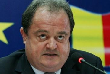 "Vasile Blaga, dupa denuntul lui Darius Valcov: ""Probabil vrea sa scape"""