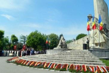 Ziua Eroilor,sarbatorita joi in Baia Mare