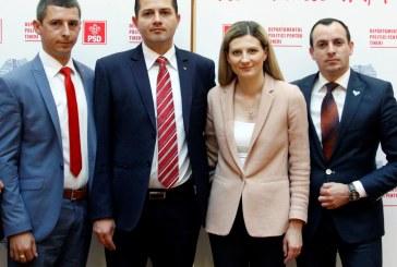 Delegatie a TSD Maramures, prezenta la lansarea Departamentului Politici pentru Tineret