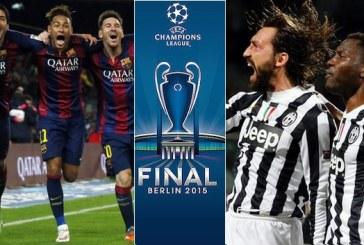 Liga Campionilor: A opta finala atat pentru Juventus cat si pentru Barcelona