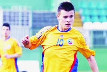 Fotbal: Baimareanul Claudiu Bumba, pustiul de nationala de la ASA a plecat de la Targu Mures