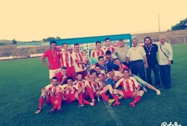Fotbal. Liga a IV-a Quick Mobile: ACS Fotbal Comuna Recea, campioana Maramuresului!
