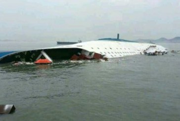 China: Un feribot s-a scufundat in Yangtze cu peste 450 de persoane la bord (oficial)