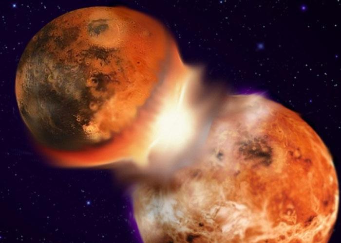 Misterul formarii Lunii a fost elucidat de cercetatori