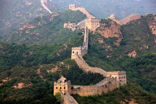 O treime din Marele Zid Chinezesc a disparut