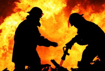 Infiorator. Copiii arsi de vii in incendiul de la Cavnic au stat o ora in iarba