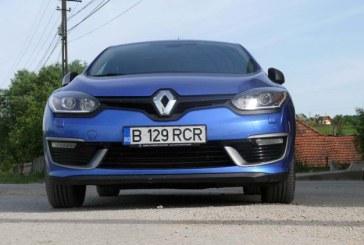 Test drive Renault Megane GT Line