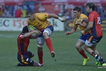World Rugby Nations Cup 2015: Victorie clara pentru Romania, 35-9 cu Spania