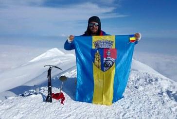 Cristian Niculescu Tagarlas a ajuns pe cel mai inalt varf din America de Nord