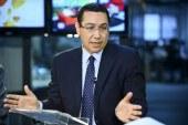 Ponta, din culisele protestelor: Dragnea isi pune slugile sa bata oameni si sa minta la TV mai oribil ca pe vremea PCR