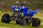 Un ATV a căzut peste o persoană în zona Strâmtura