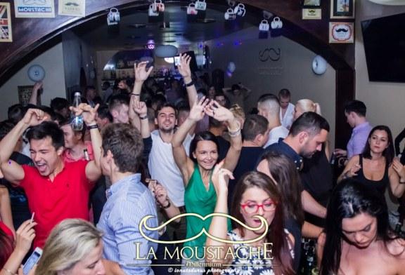 ZU Party revine in Baia Mare: Distractie pe cinste La Moustache (VIDEO)