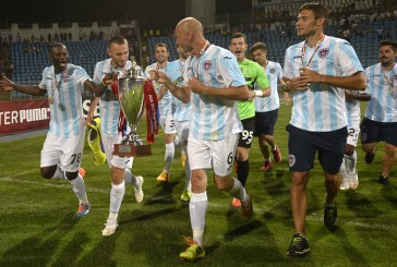 Fotbal: ASA Targu Mures va juca cu AS Saint-Etienne, in turul trei preliminar al Europa League