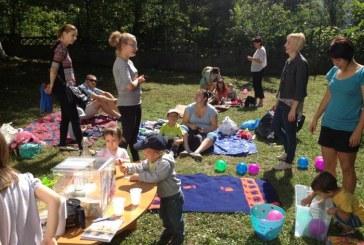 Targ pentru mamici: Vezi cum s-a desfasurat evenimentul (FOTO)