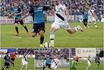 Fotbal: FC Botosani a fost invinsa de Legia Varsovia, scor 0-3, si a fost eliminata din Liga Europa