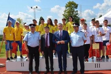 """Scoala Gimnaziala Nicolae Balcescu, pe podium la faza nationala a concursului """"Cu viata mea apar viata"""""""