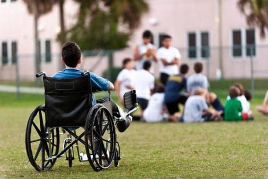 In Romania sunt peste 70.000 de copii cu dizabilitati