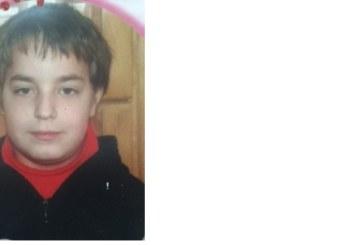 Un copil de 12 ani din Sighetu Marmatiei a disparut de acasa