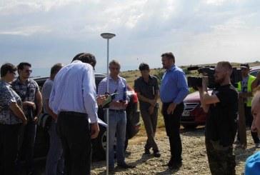 Amplasamentul pentru Depozitul Ecologic de la Sarbi a fost predat: Vezi cand incep lucrarile