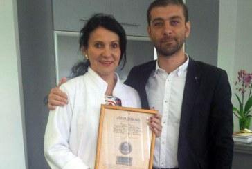 Distinctie acordata managerului Spitalului Judeteandecatre administratia din Ivano-Frankivsk