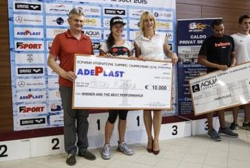 Inot: Camelia Potec ne arata ca se pot organiza si in Romania competitii de anvergura internationala