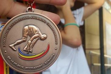 INOT. Campionatele Internationale de inot ale României – Sportivii nostri au dominat categoric prima zi