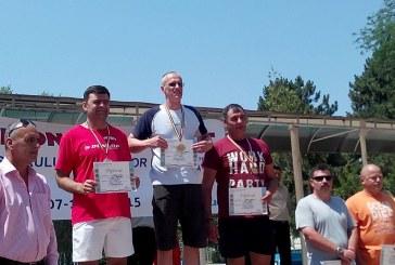 Jandarm baimarean medaliat la Campionatul de inot al M.A.I.