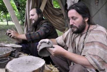 Tabara de arheologie experimentala pentru copii la Bozanta Mica