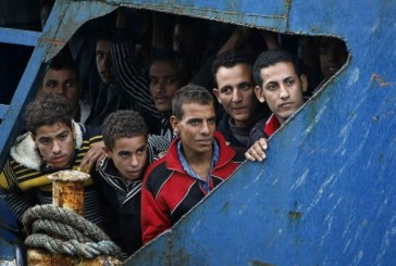 Mii de imigranti inainteaza catre Uniunea Europeana prin Macedonia si Serbia