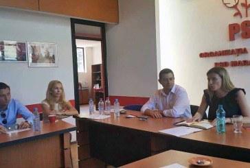"""Cosmin Butuza: """"Prin Departamentul Politici pentru Tineri putem sa venim in sprijinul tinerilor din Maramures"""""""