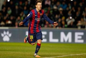 Lionel Messi a ajuns la 80 milioane de fani pe Facebook
